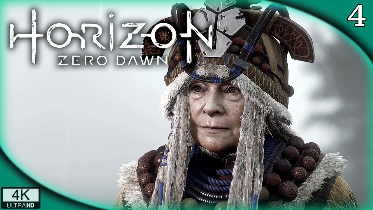 HORIZON ZERO DAWN #4 | BUSCADORA | Gameplay Español