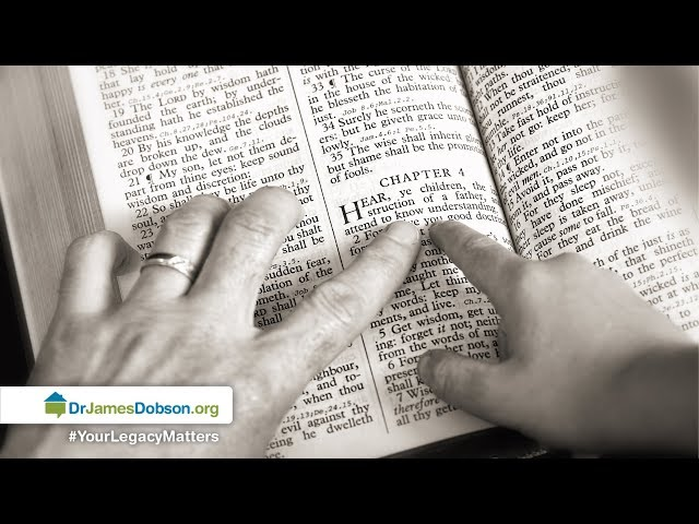 The Impact of Truth On My Life - Day 1 with Dr. James Dobson's Family Talk   03/06/2019