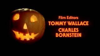 Halloween 1978 35th Anniversary transfer opening credits!