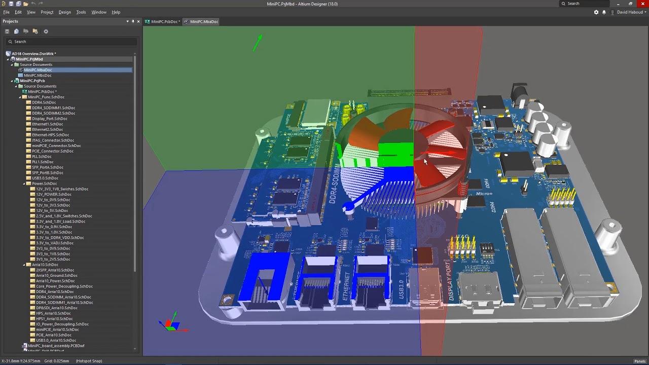 Altium Designer 18 - Powerful PCB Design