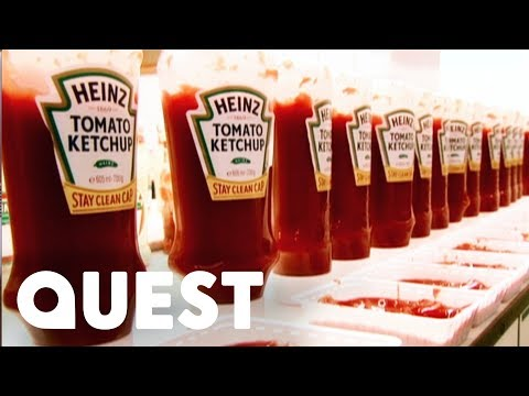 Heinz Ketchup | How Do They Do It?