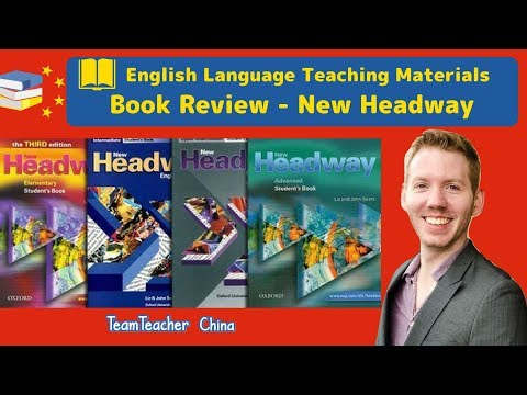 New Headway  - Teaching English Course Book Review.