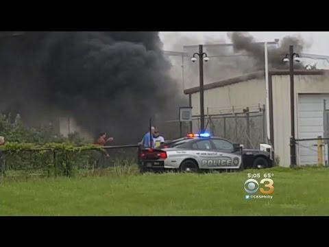 1 Dead In Helicopter Crash In New Castle, Delaware