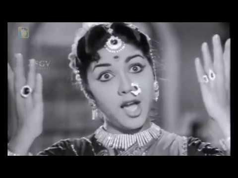 Kitturu Chennamma Kannada Movie | Swamy's cheating chennamma | Kannada Super Scenes | M V Rajamma