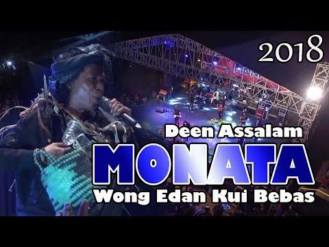 WONG EDAN KUI BEBAS - FULL ALBUM terbaru MONATA JULI 2018