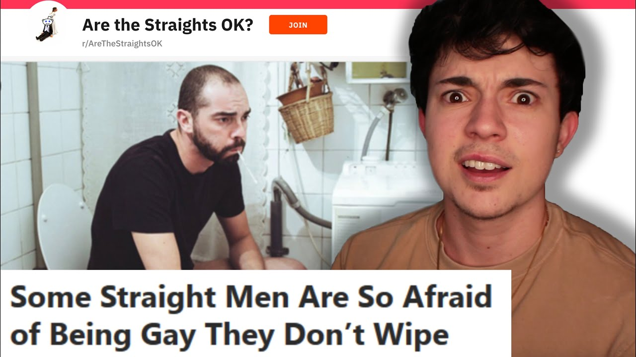 Download Are the Straight People OK?