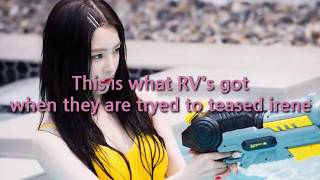 Everytime Red Velvet Members Try to Tease Irene