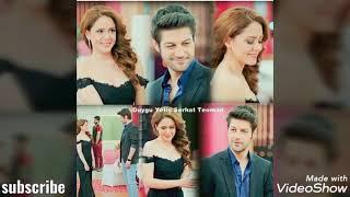 Sinan❤Naina  Romantic couple Photos/ Emergency pyar / Duygu yetis &  serhat teoman / Turkish actress
