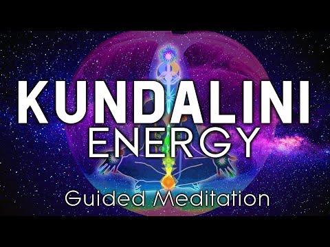 KUNDALINI Meditation. Awaken Kundalini Energy With Powerful Visualization & Breathwork Techniques
