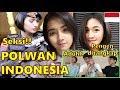 REAKSI COWOK KOREA Lihat 14 POLWAN PALING CANTIK DI INDONESIA