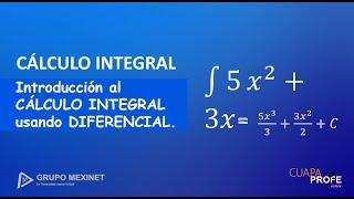 ¿Qué es Cálculo Integral? | Explicación usando las DERIVADAS #CuapaProfe