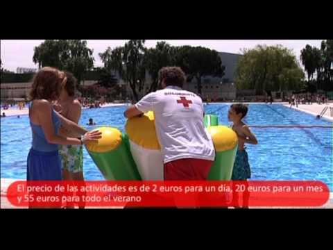 Piscinas de alcorc n ofrecen actividades para el verano for Piscina alcorcon