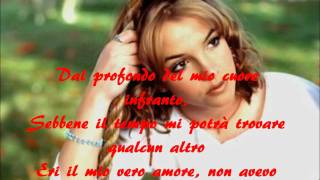 Britney Spears-From the bottom of my broken heart sub ita