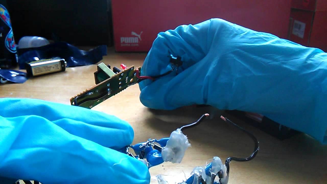 Mosquito Swatter Circuit Electricalequipmentcircuit Circuit
