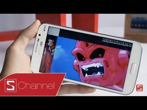 Schannel - Đánh giá nhanh Galaxy Mega 5.8 - CellphoneS