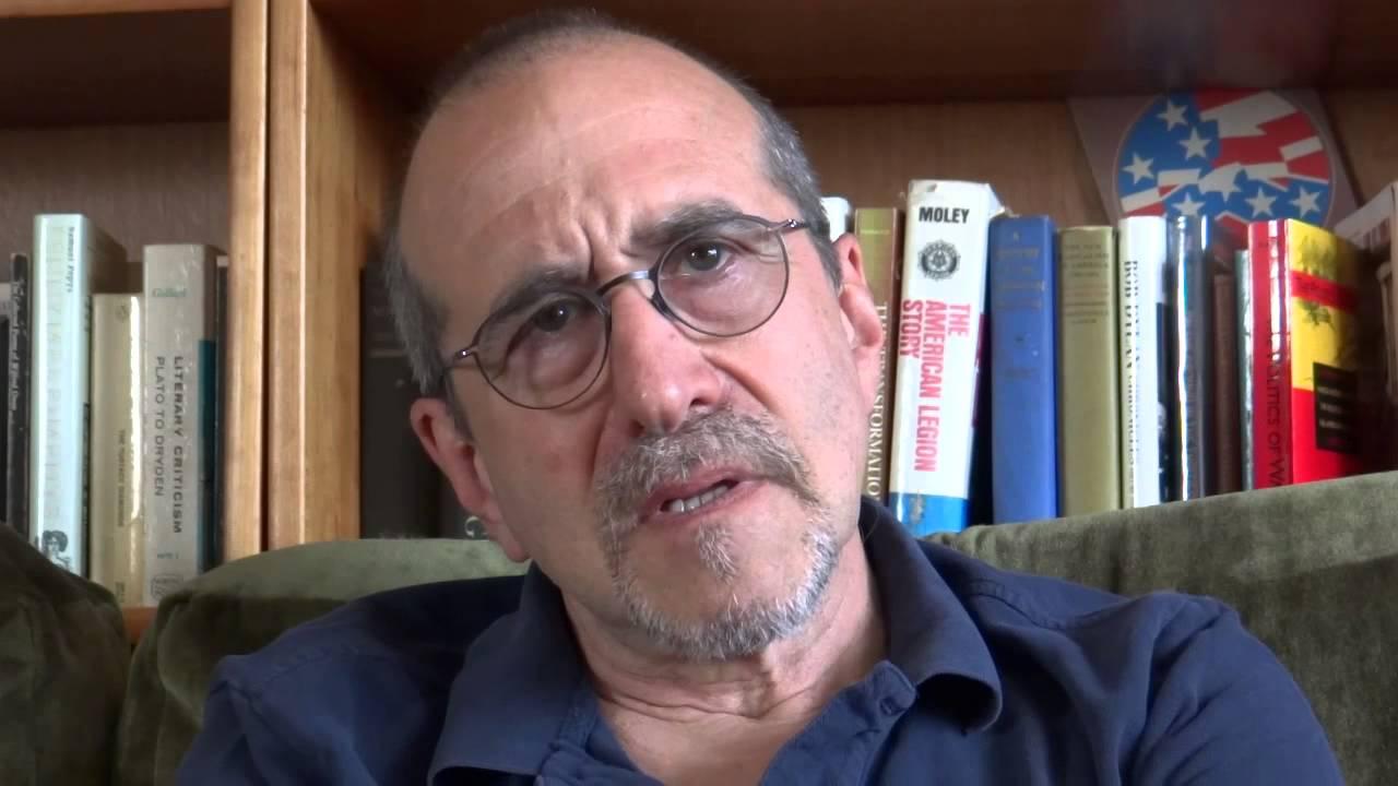Mark Crispin Miller On Forbidden Bookshelf