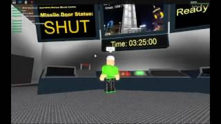 DESTROYING THE PINEWOOD BUILDERS HQ! Innovation Inc. Nuclear Missile Launch Facility Roblox