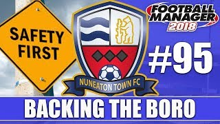 Backing the Boro FM18 | NUNEATON | Part 95 | MID-TABLE SAFETY? | Football Manager 2018
