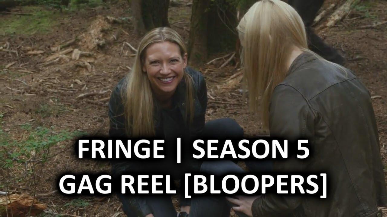 Download Fringe | Season 5 DVD Extra - Unusual Side Effects: Gag Reel [Bloopers]