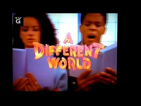 A Different World 19871993 Season 16 Song