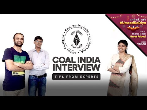 Coal India Ltd Interview Tips for Management Trainee