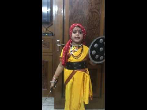 Rani Laxmi Bai || Independence Day