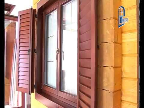 Деревянные ставни на окна деревянные своими руками