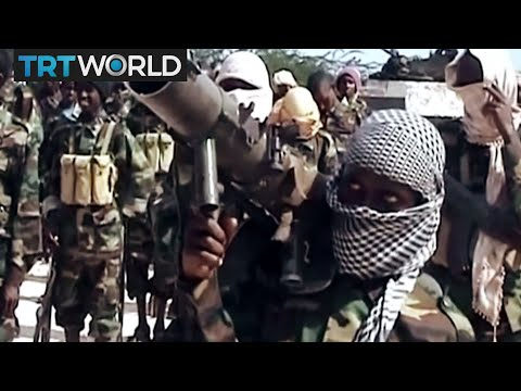 Somalia's fight against Al Shabab
