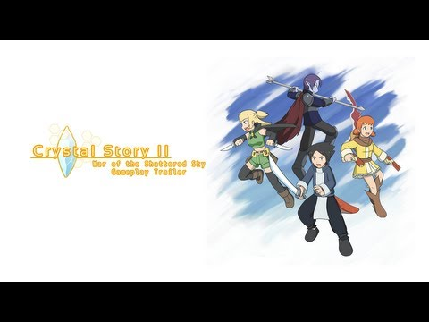 Crystal Story II Gameplay Trailer