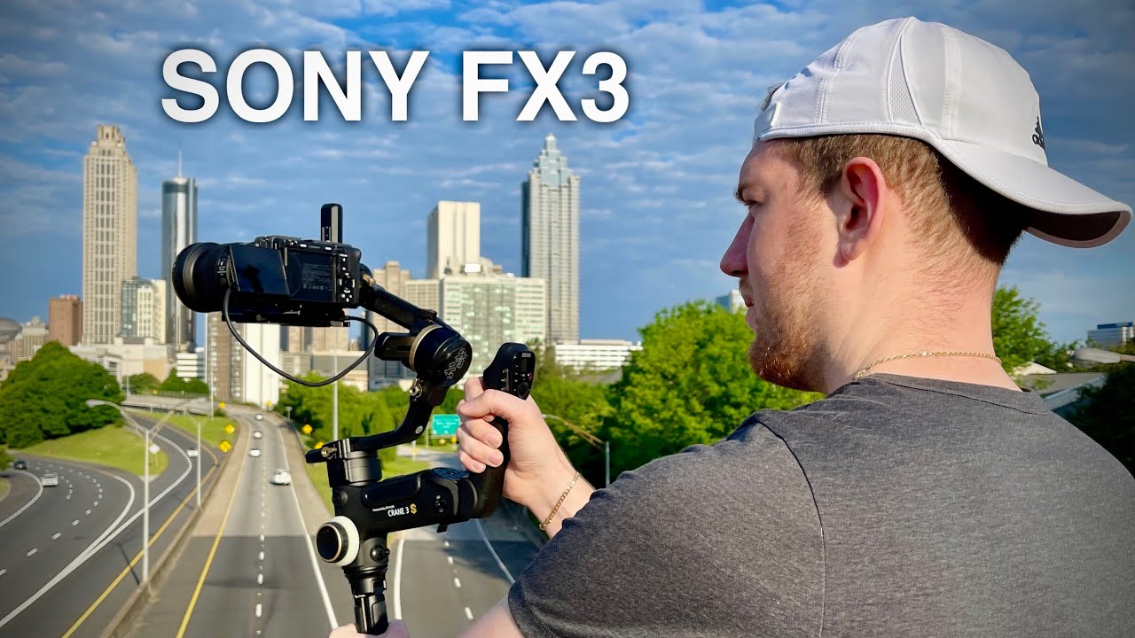 My sorta review of the Sony FX3