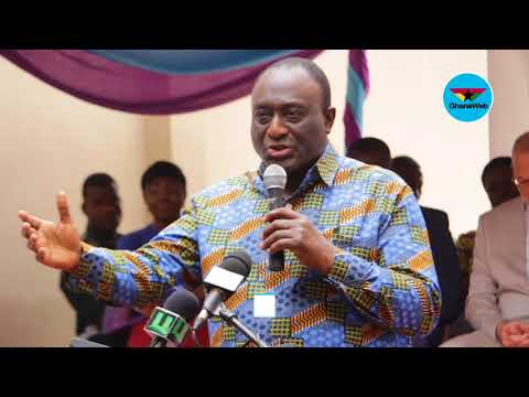 Ghana will be leading clothing manufacturing hub in Africa – Alan Kyerematen