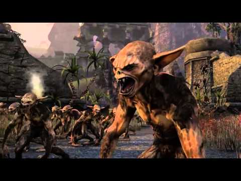 Elder Scrolls Online trailer introduces the vicious, tiny Scamp
