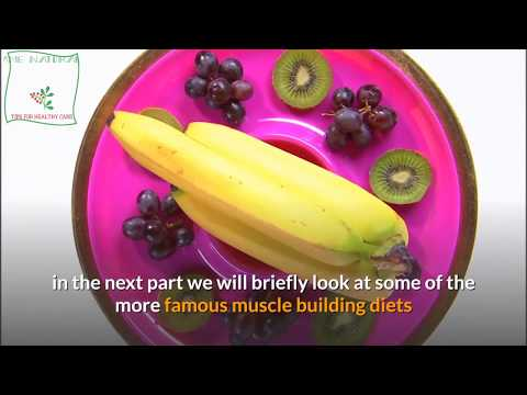 Nutrition Guidelines For Building Muscle (chapter 3 - Muscle Build