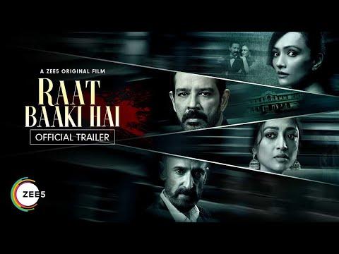 Raat Baaki Hai   Official Trailer   A ZEE5 Original Film   Premieres 16th April on ZEE5