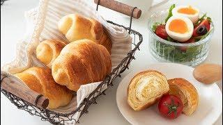 本格バターロールパンの作り方 Butter-enriched roll HidaMari Cooking