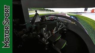 How to go racing: Simulator Training