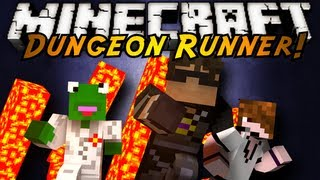 Minecraft: Dungeon Runner Part 2!
