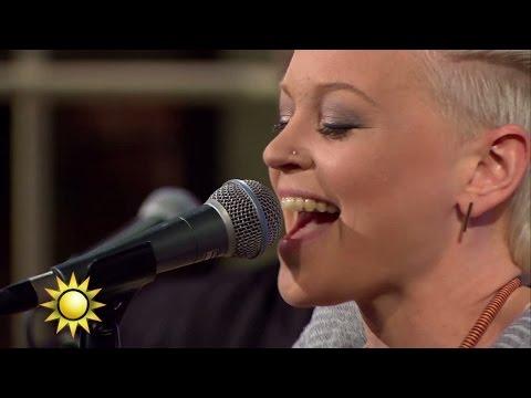SaRaha - Kizunguzungu (Live) - Nyhetsmorgon (TV4)