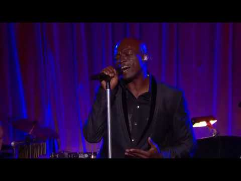Seal - Luck Be A Lady [Live Performance]