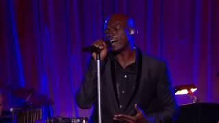 Seal Luck Be A Lady Live Performance