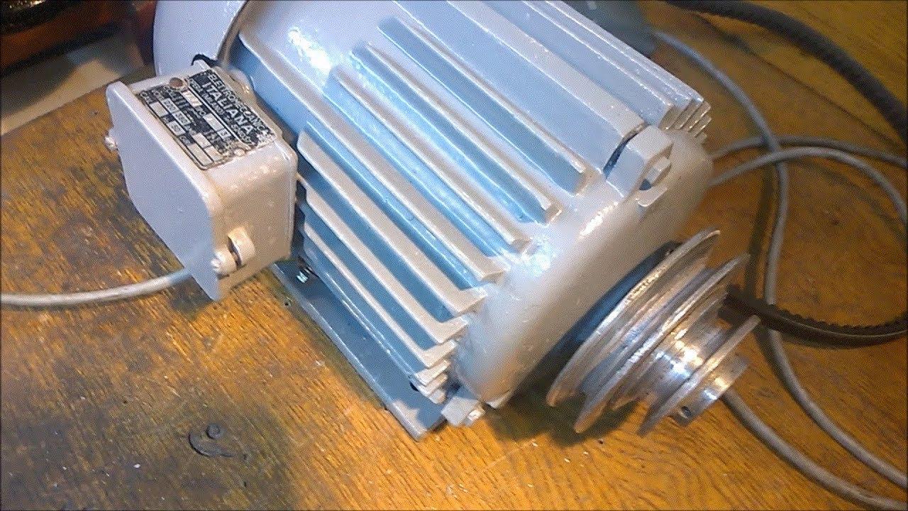 Как сделать шкив без токарного станка 178