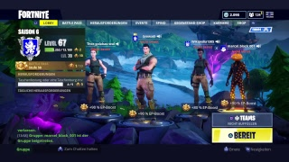 🔴Fortnite(Battle Royale)Neuer Skin im Shop⚡️|🔴LIVE