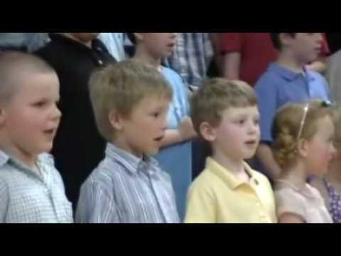 Justin ( Fort Fairfield Elementary School  Concert/Art Night 2010)