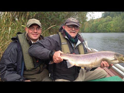 Paul Young Salmon Fishing River Tay