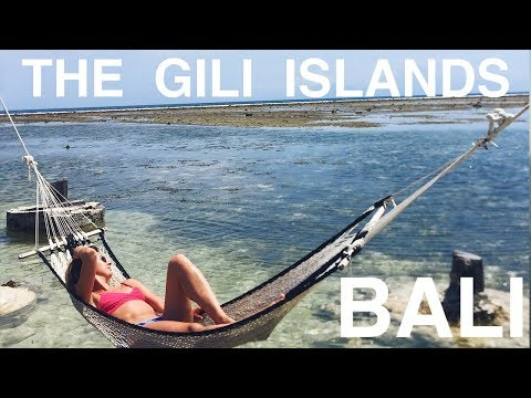 THE GILI ISLANDS | Part 1 of 2 | Vlog 5