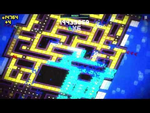 Pac-Man 256 - 2048 Dot Chain Secret (April Fools')
