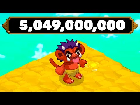 I Spent Over $5,049,000,000 On Damage Upgrades in Clicker Heroes