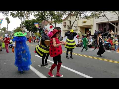 2018 Santa Barbara Summer Solstice Parade (1 of 4)