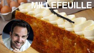 MILLEFEUILLE DE CHRISTOPHE MICHALAK - Recette de chef