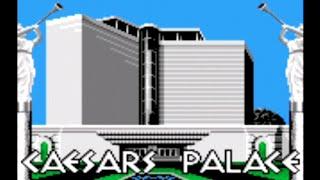 Caesars Palace - Sega Game Gear - Lets Play